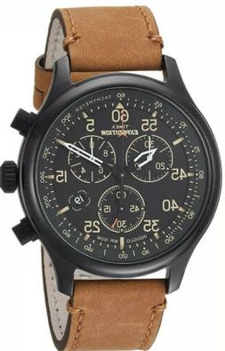 Analog Watch Timex Mens Expedition Field Chronograph Watch B