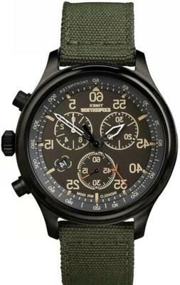 Analog Watch Timex Mens Expedition Field Chronograph Watch G