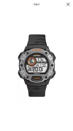 Timex Expedtion Shock t49978 Mens Watch, New in Box