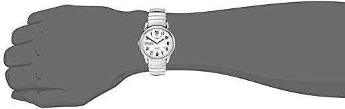 Timex Men's Reader Stainless Steel Expansion Band