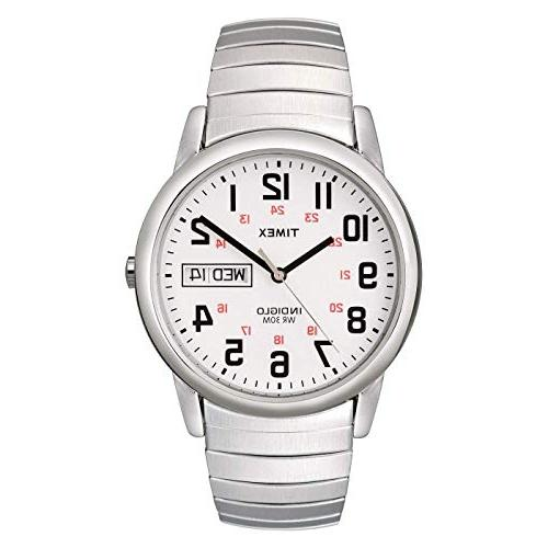 Timex T20461 Easy Reader Steel Expansion