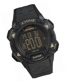 Timex Men's Expedition Digital Shock CAT Resin Strap Watch