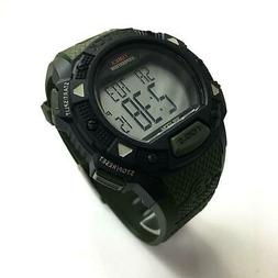 Men's Timex Expedition Digital Shock Green Band Watch TW4B09