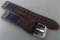 New Mens Timex Expedition Brown Water Resistant Leather 19mm