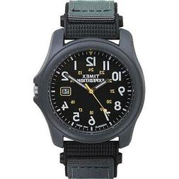 Timex Men's T42571 Expedition Camper Green Nylon Strap Watch