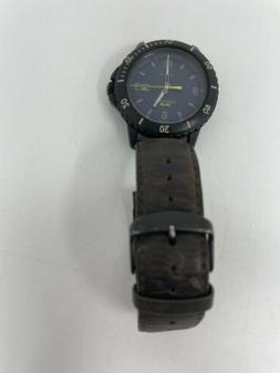 Timex TW4B14600,  Gallatin, Expedition Brown Leather Watch,